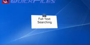 Full Text Searching